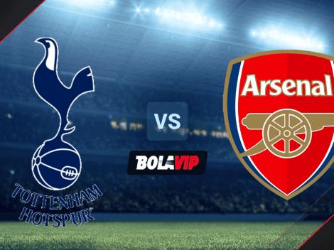 Qué canal transmite Tottenham vs. Arsenal EN VIVO por un amistoso de pretemporada: hora, canal de TV y streaming ONLINE
