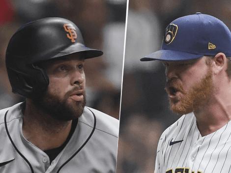 VER HOY | Milwaukee Brewers vs. San Francisco Giants: Pronóstico, fecha, hora y canal de TV para ver EN VIVO ONLINE la MLB