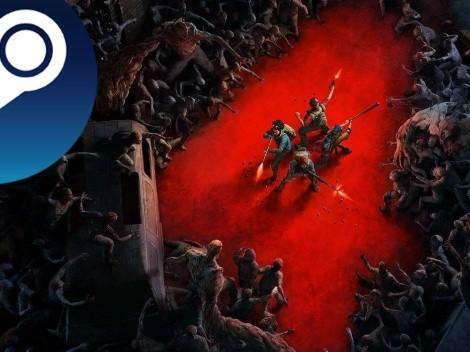 Back 4 Blood es un éxito total y lo más vendido esta semana en Steam