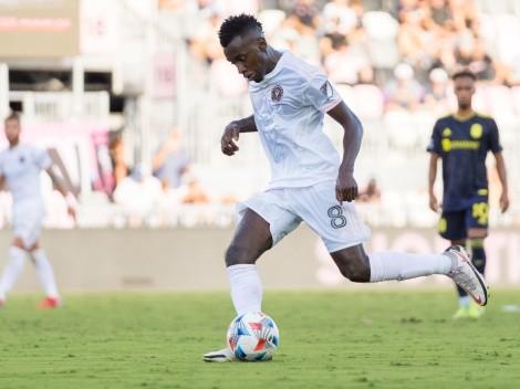 Con gol del Pipita Higuaín, Inter Miami consigue un triunfo agónico ante Nashville SC