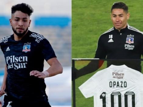 Rojas suspendido para Colo Colo vs Antofagasta: se abre la titularidad para Opazo