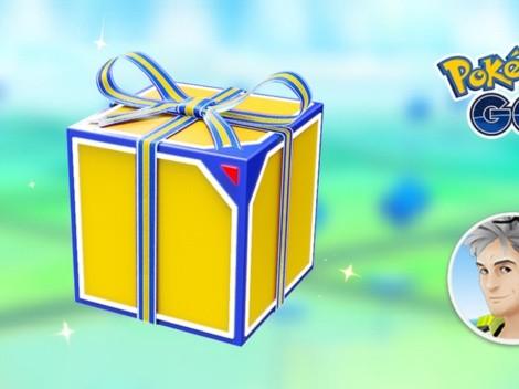 Consigue un nuevo Pack por 1 PokéMoneda en la Tienda de Pokémon GO