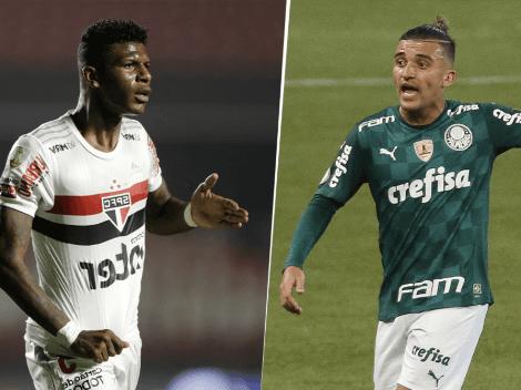 EN VIVO: San Pablo vs. Palmeiras por la Copa Libertadores