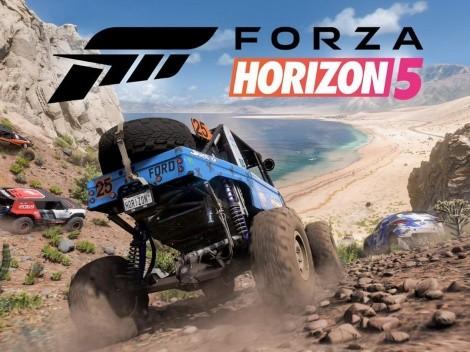 Se filtra el mapa completo de Forza Horizon 5 basado en México