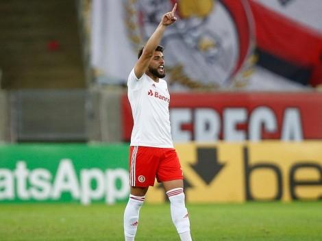 Após marcar três gols contra o Flamengo, Yuri Alberto é o terceiro maior pontuador do Cartola FC 2021