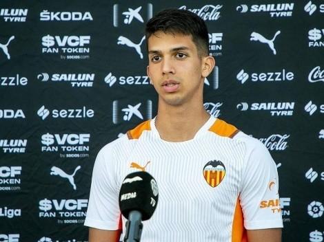 Están las condiciones: buenas noticias para Burlamaqui y su posible debut en la Liga