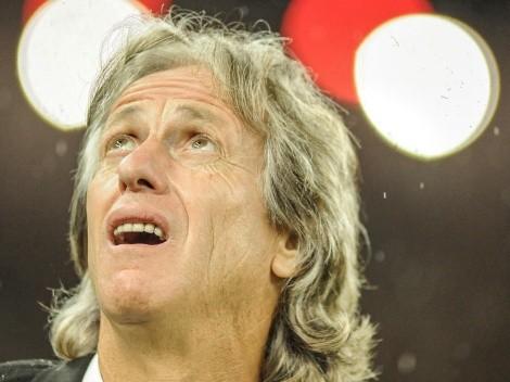 Medalhão sonho de Atlético e Flamengo escolhe Benfica de Jorge Jesus