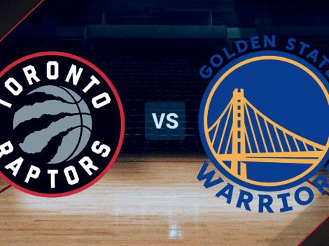 Toronto Raptors vs. Golden State Warriors EN VIVO por la NBA Summer League: Pronóstico, horario, canal de TV y streaming EN DIRECTO