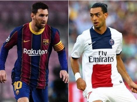 El plan de Al-Khelaifi con Messi en el PSG comenzó con Pastore