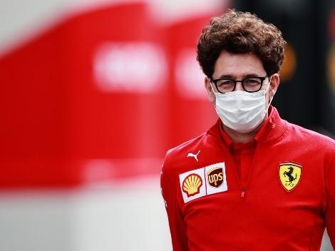 Chefe da Ferrari confirma que equipe terá motor mais potente em 2021