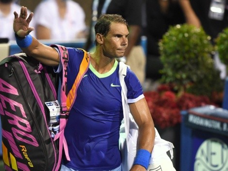 Toronto Masters 2021: Rafael Nadal retires from the Canadian Open 2021