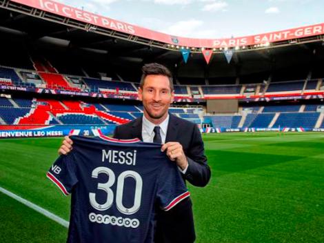 ¿Lo vale? Esto cuesta el jersey del PSG con el nombre y el número de Lionel Messi