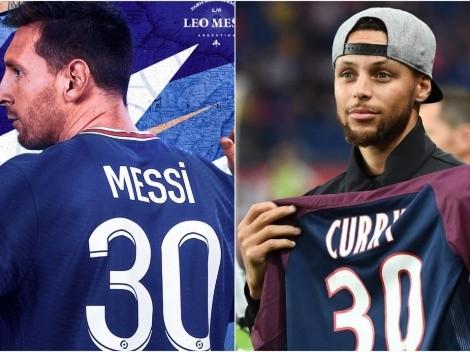 Messi no fue el primero: la otra estrella que llevó el 30 del PSG