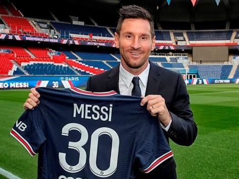 """""""Messi tiene buen gusto"""": la felicitación a Leo de estrella NBA"""