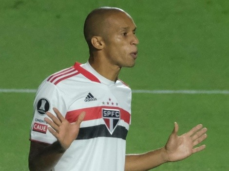 """Miranda comenta estreia de Rogério Ceni como treinador do São Paulo: """"Já houve melhora"""""""