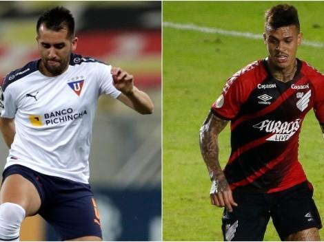 LDU Quito vs Athletico Paranaense: Predictions, odds and how to watch Conmebol Copa Sudamericana 2021 Quarter-Finals today