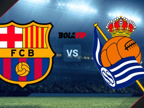 Cuándo juegan Barcelona vs. Real Sociedad por La Liga: horario, TV y streaming del partido