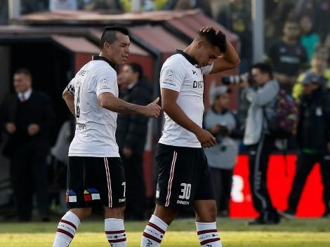 Morales confiesa que Paredes le escribe después de los partidos de Colo Colo