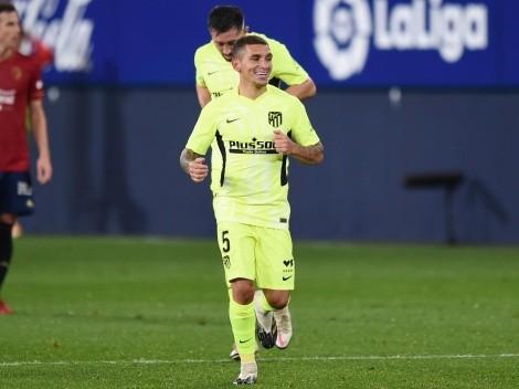 Cada vez más lejos del sueño de Boca: Torreira tendría nuevo equipo en Europa