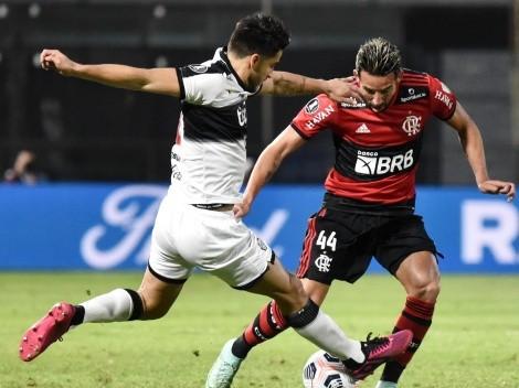 Mauricio Isla titular en triunfo del Flamengo en la Copa Libertadores