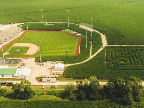 MLB Field of Dreams 2021 Location: In which stadium will the game be held?