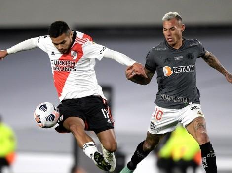 Mineiro de Vargas derrota de visitante a River de Díaz en cuartos de Libertadores