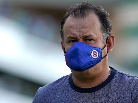 La preocupación de Juan Reynoso tras caer ante Rayados por Concachampions
