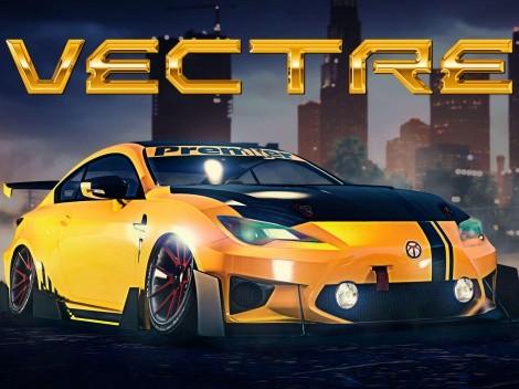 El Emperor Vectre, llega al GTA Online como nuevo auto para carreras callejeras