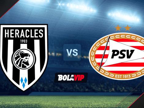 Cómo ver Heracles vs. PSV EN VIVO por la Eredivisie