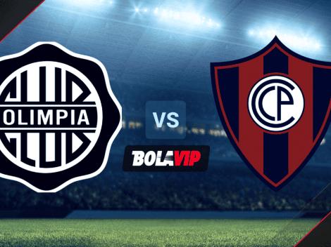 Qué canal transmite Olimpia vs. Cerro Porteño por la Copa de Primera Tigo de Paraguay 2021