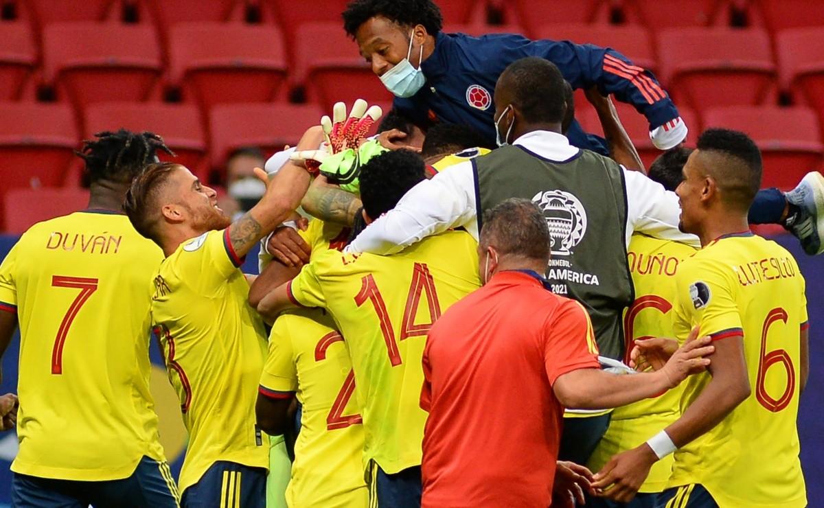 Colombia se prepara para la triple fecha de eliminatorias.