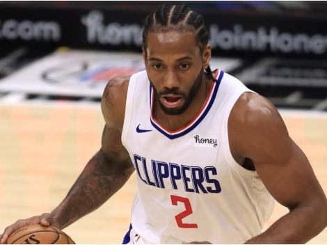 ¡Revelado! Kawhi Leonard firmó por cuatro temporadas y 176 millones de dólares con los Clippers