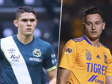 VER en USA   Puebla vs. Tigres UANL EN VIVO ONLINE: Pronóstico, horario y canal de TV para ver EN DIRECTO la Liga MX