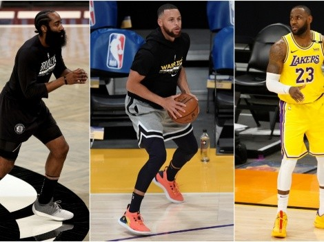 Los 10 jugadores mejor pagados de la NBA 2021-2022
