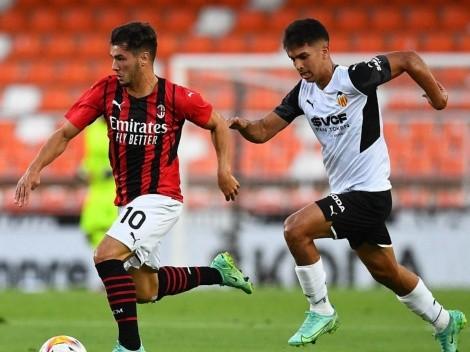 Alessandro Burlamaqui fue convocado en Valencia y podría debutar este viernes en la Liga