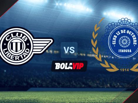 Qué canal transmite Libertad vs. 12 de Octubre por la Copa de Primera Tigo de Paraguay 2021