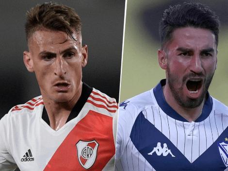 VER HOY en USA   River Plate vs. Vélez Sarsfield EN VIVO ONLINE: Pronóstico, horario y canal de TV para ver EN DIRECTO la Liga Profesional de Fútbol 2021