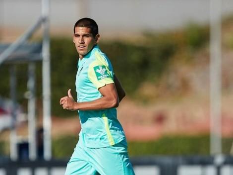 Director deportivo del Granada CF confesó que seguían a Luis Abram desde que jugaba en Perú