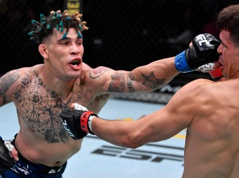 Estrella de la UFC evita a golpes que le roben su auto