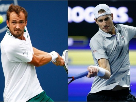 Daniil Medvedev vs John Isner: Predictions, odds, H2H and how to watch Toronto Masters 2021 semifinals in the US today