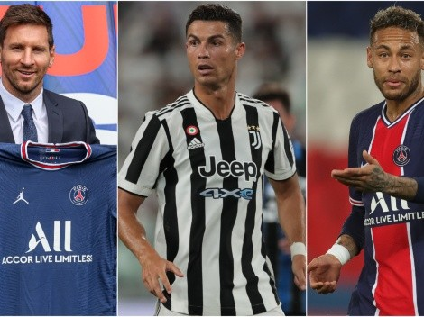 Transfer Rumors: Can Cristiano Ronaldo join Messi and Neymar at PSG?
