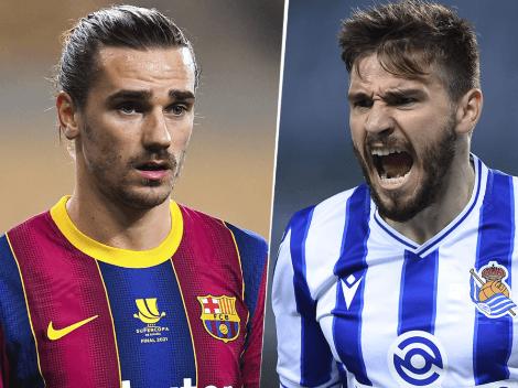 Barcelona vs. Real Sociedad EN VIVO por La Liga: horario y canal de TV para ver HOY el partido