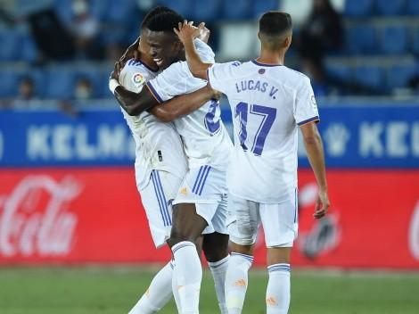 Quiero mandar yo: de la mano de Benzema, Real Madrid goleó en el regreso de Ancelotti