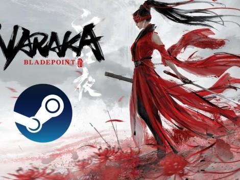 El nuevo Naraka: Bladepoint desbanca a Back 4 Blood como el Top #1 de Steam