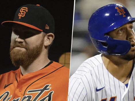 San Francisco Giants vs. New York Mets EN VIVO ONLINE: Pronóstico, horario y canal de TV para ver EN DIRECTO la MLB 2021