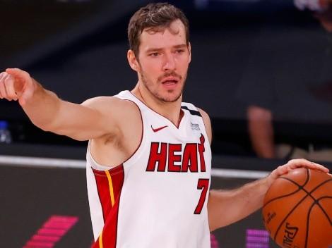Goran Dragic habla de la agencia libre y le pega a Toronto Raptors