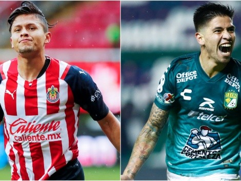Chivas vs Leon: Date, Time, and TV Channel in the US for Round 5 of 2021 Liga MX Torneo Apertura