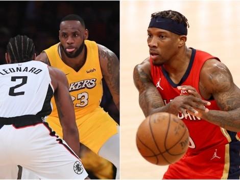 El intercambio bomba de los Clippers para ganarle a Lakers de LeBron