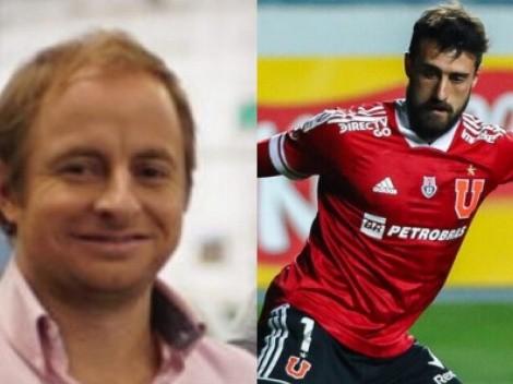 Coke Hevia se aburrió de De Paul y quiere a Cristóbal Campos de titular