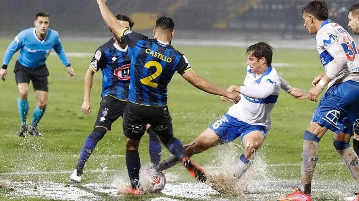 Huachipato vs. Universidad Católica por la fecha 16 del Campeonato Nacional  2021